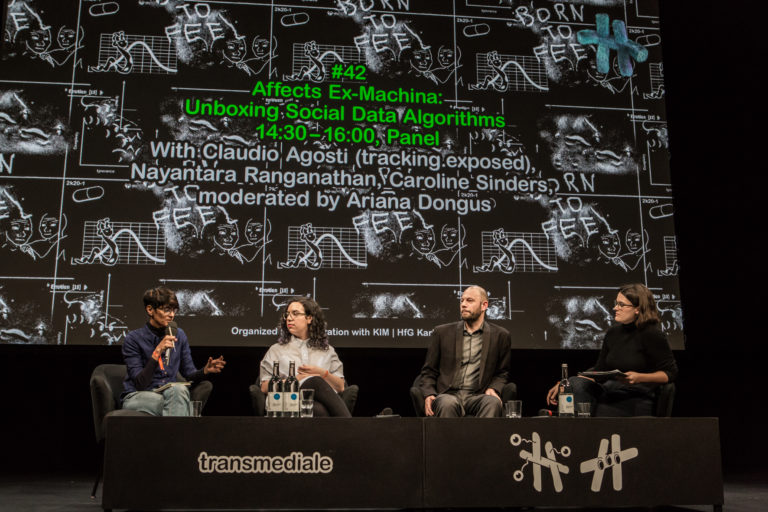 Impressions of Transmediale 2019