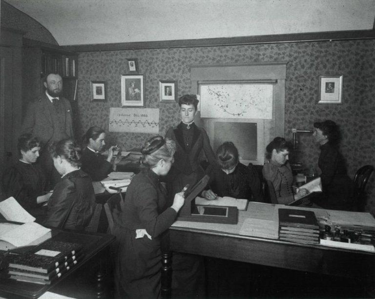 Women in Computation